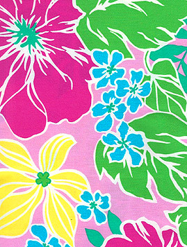 Tropical Hibiscus Pawkerchiefs